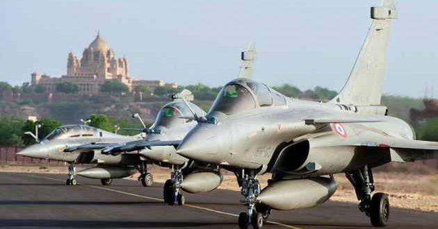 Major security breach: Break-In At Indian Air force Office Handling Rafale Jets