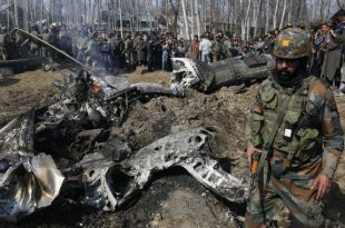 Budgam helicopter crash: IAF officer removed & could face the charge of culpable homicide