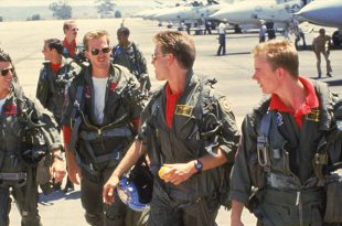 Challenges USS Theodore Roosevelt crew faced during 'Top Gun' Sequel Films On-board