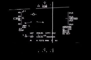 "Last minutes of USAF F-16 callsign ""Hammer 34"" shot down by Serbian Air defense 20 year ago"