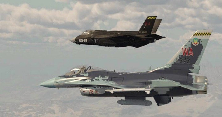 U.S. Air Force creating F-35 Aggressor Squadron for Preparing 5th Generation fighter jets Pilots for the Next War
