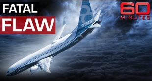 Fatal Flaws in Rogue Boeing 737 Max planes which have minds of their own