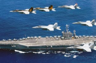 Video features Naval Warfare Expert discussing the Future of the U.S. Aircraft Carriers