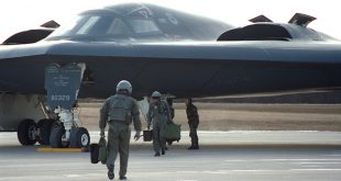 How U.S. Air Force B-2 Bomber pilots pull off 33-Hour long-duration Spiritmission