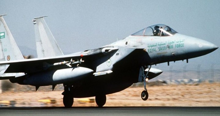 How U.S. stopped F-15 fighter jet getting in hostile hands With the help of Saudi Arabia