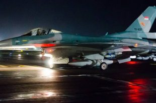 Indonesian Air Force to fly fighter jets to wake people for 'sahur' during month of Ramadan