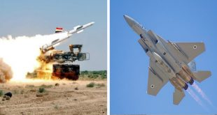 Israel strikes targets in Syria and Lebanon after Syrian anti-aircraft system fired at an IDF aircraft