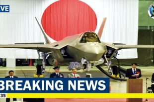 Donald Trump announced that Japan to buy 105 new F-35 Lightning II stealth fighter jets from U.S.