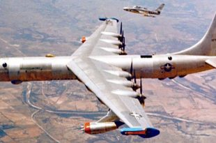 List of All The Nuclear Strategic Bombers aircraft ever made