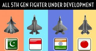 List of All the new Fifth-generation fighter Jets that are under development