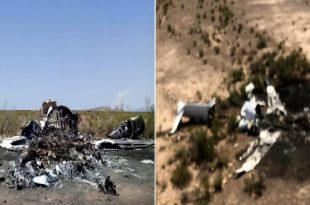 List of people dead in Canadair plane crashes in Mexico