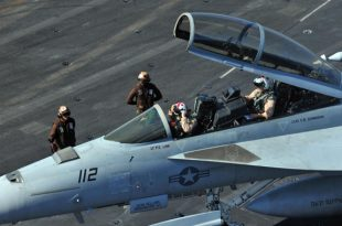 Multiple F/A-18 Pilots Reported alleged UFO sightings using new RADAR technology