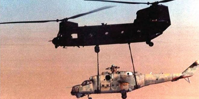 l'ultimo c552b 0c089 Operation Mount Hope III: That time U.S. used MH-47D ...