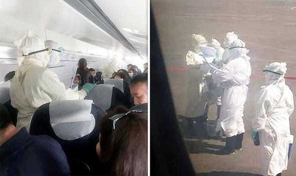 Plane passengers quarantined After Two Russia died from Bubonic Plague