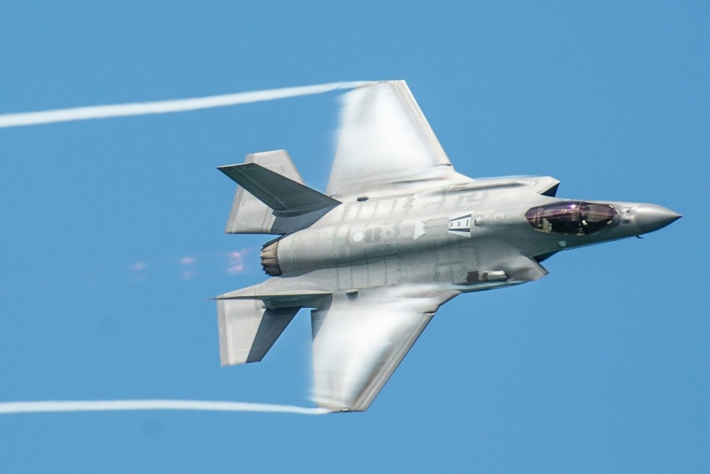 Poland issued a formal request to U.S. for the procurement of 32 F-35A Lightning II stealth fighter jets
