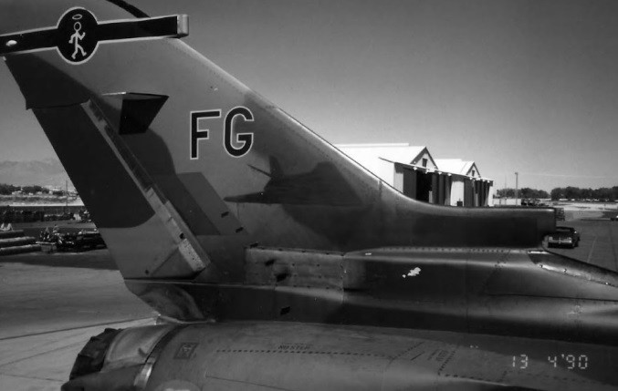 The Story of RAF Tornado that made an emergency landing at the home of the top-secret F-117 Base
