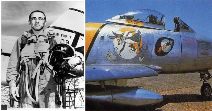 Robbie Risner F-86