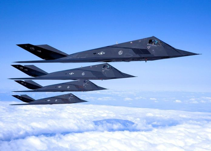 Royal Air Force could have become the only F-117 Nighthawk foreign operator