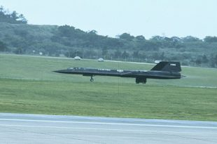 The story of one of only two successful SR-71 Blackbird Barrier Engagements ever made