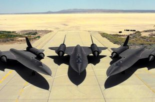 The story of SR-71 Blackbird Pilots who set three absolute world aviation records