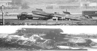 Sad Story of SR-71 Blackbird that crashed while attempting to land at Kadena AFB during extreme crosswinds