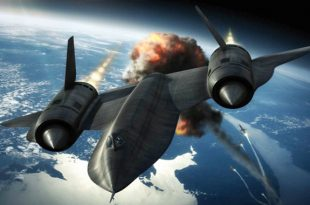 The story of the SR-71 Blackbird that outran North Korea SA-2 SAMs missiles flying over Korean Demilitarized Zone