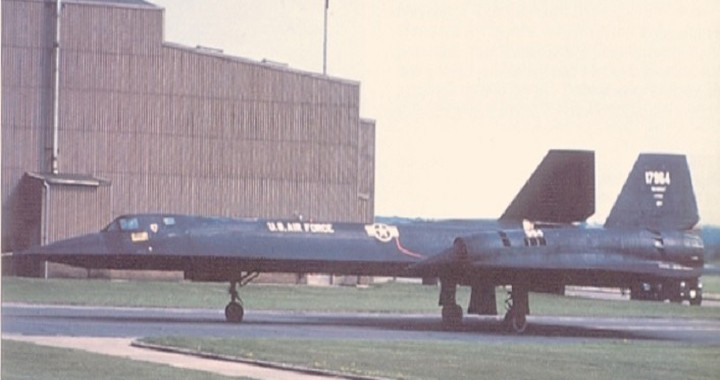 The story of the SR-71 Blackbird that made an emergency landing in Norway after spying over Murmansk