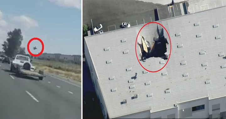 Air National Guard F-16 Fighter Jet Crashed Into Warehouse Due To Hydraulic Failure: Report