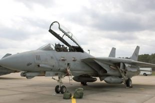 The Story Of The Longest Serving F-14 Fighter Jet In The U.S. NAVY known among Tomcat lovers as Christine