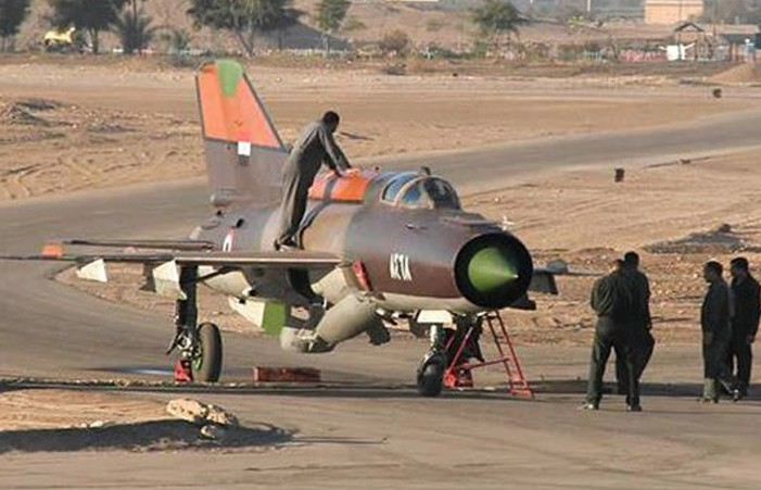 Syrian air force pilot defected to Jordan AMMON NEWS/ AFP / Getty Images