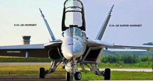 The Difference Between FA-18 Hornet and FA-18 Super Hornet
