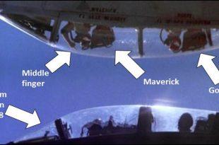 The Inside story of TOP GUN F-14 TOMCAT famous Inverted flying Scene
