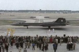 The SR-71 Blackbird Plane That Holds SIX World Records