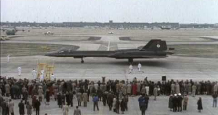The SR-71 Blackbird Plane That Holds SIX World Records