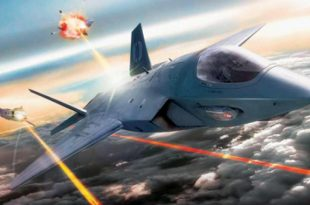 U.S. Air Force successfully Shot Down Multiple Missiles With a Laser Destined For Fighter jets