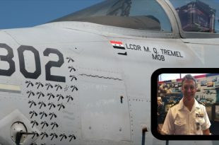 U.S. Naval Aviator who Scored First F/A-18E air-to-air kill since Operation Desert Storm by shooting down SYRIAN Su-22 FITTER