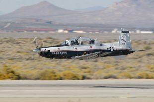 USAF T-6 Texan II from Sheppard AFB crashed Near Lake in Oklahoma