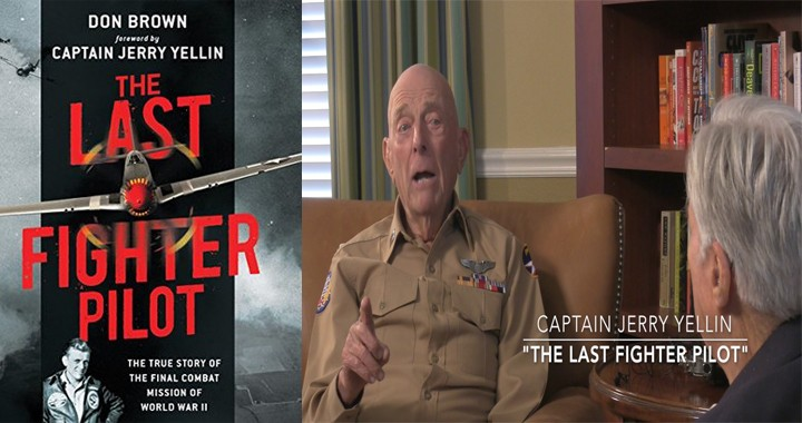 """World War II """"Last Fighter Pilot"""" Had One Last Message Before His Death"""