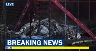 9 dead after a Beechcraft A90 King Air aircraft crashes near Dillingham Airfield, Mokuleia
