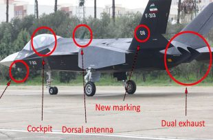 Analysis of Iran F-313 Qaher Stealth aircraft: Is it Real or Fake fifth-generation Fighter?