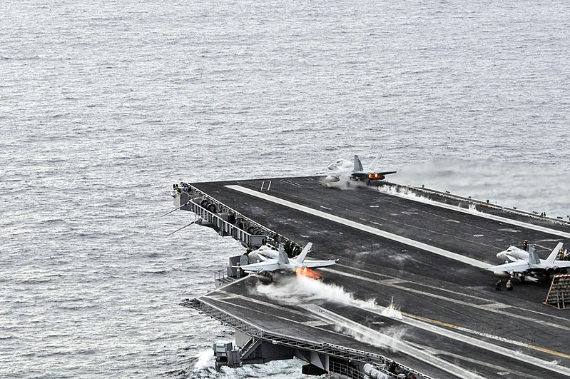 Why Trump wants old Steam-Powered Catapults on Aircraft carriers Instead of Electromagnetic Aircraft Launch System
