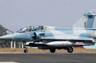 Due to heavy cloud cover Indian Air Force fighter jets were unable to Fire Crystal Maze missile during Balakot Airstrike