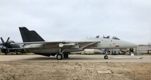 "Here's F-14 Tomcat Fighter Aircraft Used For the Filming Of ""Top Gun: Maverick"""
