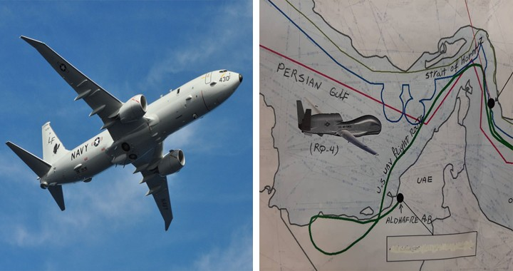 Iran says it could have shot down U.S. Navy P-8 Poseidon plane with 35 on-board flying alongside downed drone