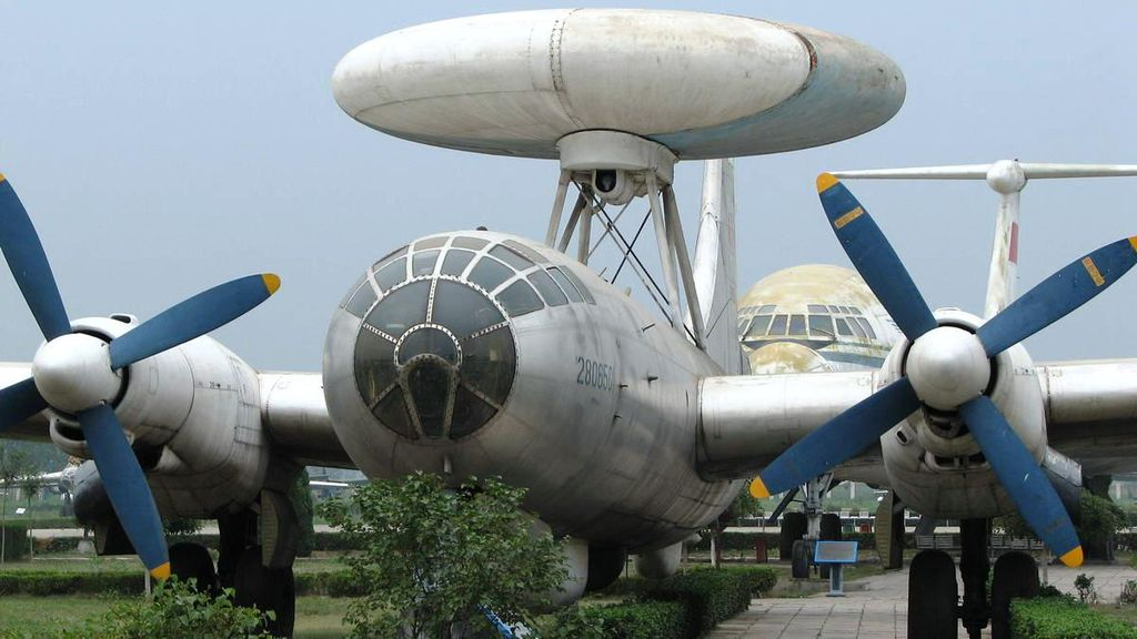 That Time China Tried to Develop the American B-29 WWII Bomber Into Its First AWACS Aircraft