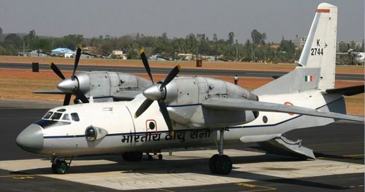 Wreckage of Missing Indian Air Force Antonov An-32 Aircraft spotted after 8 days of search