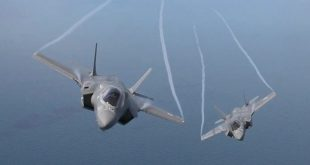 New $100 million F-35 stealth fighter jets can only fly supersonic for short bursts or it may start to 'crack': Pentagon report