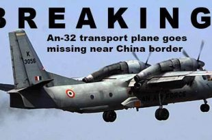No Survivors in Indian Air Force Antonov An-32 Plane Crash