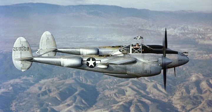 How Revolutionary Design Enabled P-38 Lightning to Flew Faster and Higher Than Its Rivals