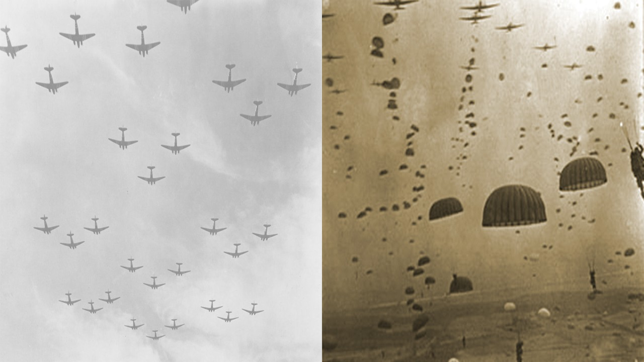 D-Day 75th Anniversary Will Feature 30 Douglas C-47 Skytrains flyby and Massive Paratrooper Invasion
